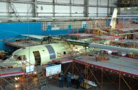 Liebherr will supply integrated air management system for An-132D