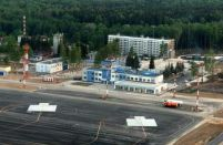 Kaluga airport goes international