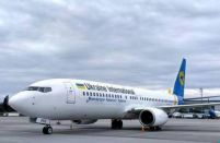 Ukraine International Airlines takes delivery of fifth Boeing 737-800