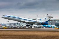Gazprom Avia ceases operations of Tu-154M