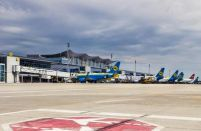 Kyiv's Boryspil reports record growth in passenger traffic