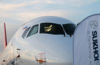 SCAC to market Superjet in China