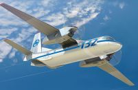 An-132 prototype to be fit with Dowty propellers