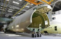 Antonov agrees on An-225 assembly in China