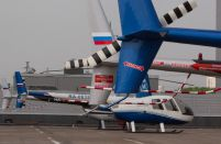 Eurasian Economic Union lifts duties for light helicopters