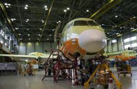 Sukhoi expects to reach SSJ100 breakeven in 2016