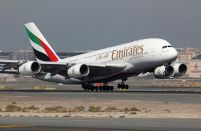 Emirates Resumes A380 Service to Moscow
