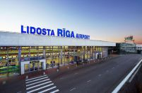 Riga airport expands transit zone