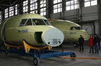 Antonov requests $700 million for production ramp-up