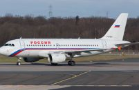 Rossiya launches in-house C-checks on own A320 fleet