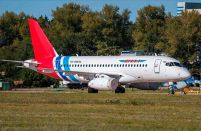 Yamal Airlines to accept six Superjet 100s