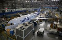 Russia's MC-21 maiden flight is set for April