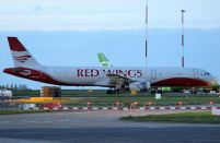 First Airbus A321 readied for delivery to Red Wings
