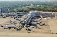 Moscow airports report increased traffic growth in March