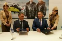 Aviazapchast, UTair-Engineering planning helicopter MRO center for Russian region
