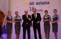 Air Astana relaunches direct service to Kyiv