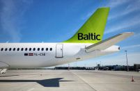 airBaltic fleet expands with fifth CS300