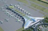 New runway, infrastructure operational at Ashgabat
