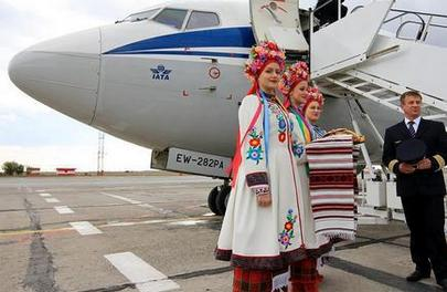 Ukrainian, Russian air travel bans
