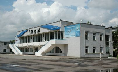 Uzhgorod airport closed for several days for security shortfalls