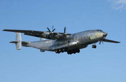 Antonov Airlines Begins Operating a Restored An-22