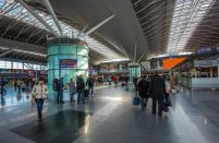 Boryspil airport rides the wave of success as hub