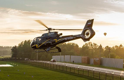 Heliport Istra becomes a certified Airbus helicopter service center