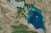 Kazakhstan to build a new airport next to Ucharal and Lake Alaqol area