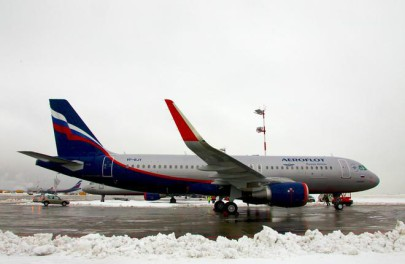 Aeroflot takes delivery of Airbus A320