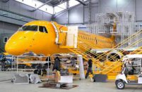 Saratov Airlines Embraer E195s to undergo first c-check