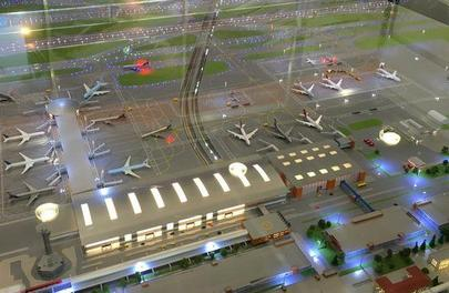 Renaissance Construction to build a new terminal at Sheremetyevo