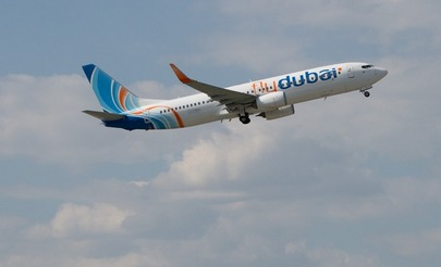 Flydubai Boeing 737-800 crashed at the runway of Rostov-on-Don airport
