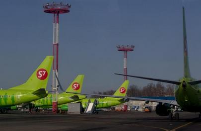 S7 Airlines and Ural Airlines outpaced Russian traffic growth