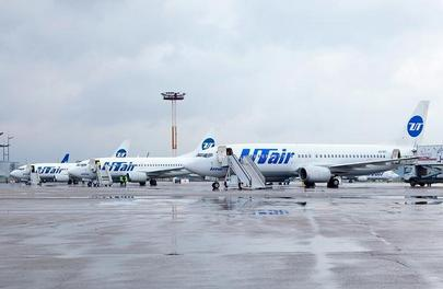 UTair's traffic grew 30% YOY in February