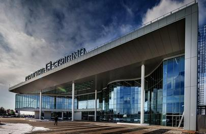 Strigino Airport's new terminal enters service