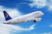 The national airline Air Astana's market share has grown to 64.4%