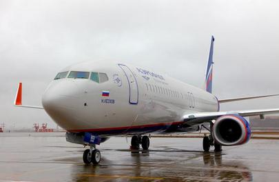 Aeroflot Fleet of 737 grows to 17 aircraft