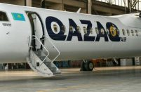 Qazaq Air will serve regional routes with new Q400NGs