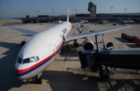 The Boeing 777-200ER with tail number VP-BVA was previously operated by Malaysia Airlines