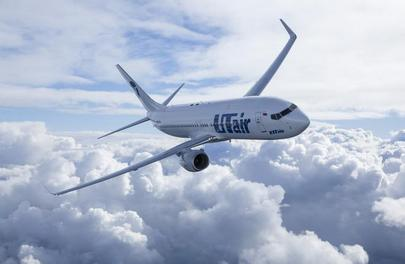 UTair is once again in level flight