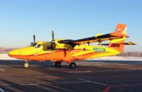 AeroGeo operates one Twin Otter and is endorsed to maintain the fleets of other operators