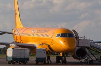 The carrier's Embraer E195s will take Saratov passengers abroad once again