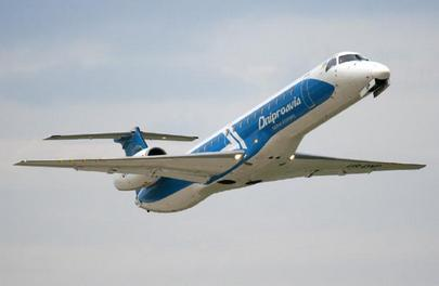 Dniproavia keeps its ERJ145 busy