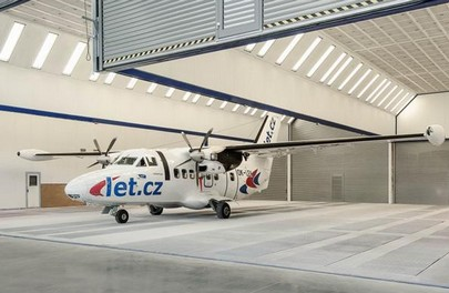 The first two 19-seat turboprops are expected to arrive at Yekaterinburg in July