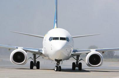 Ukraine International Airlines takes delivery of two more aircraft Boeing 737NGs
