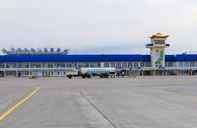 The new 3,400 m by 45 m runway will replace the existing one in Ulan-Ude Airport by no later than 2018