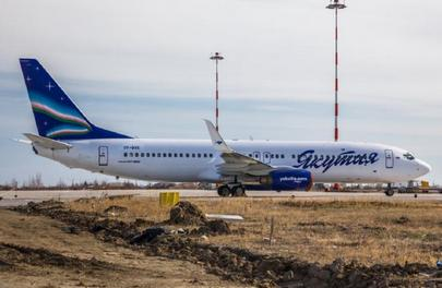 Boeing 737-800 VP-BVE will be the first aircraft with blended split-scimitar type winglets operated in Russia