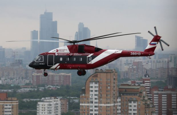 russian helicopters data