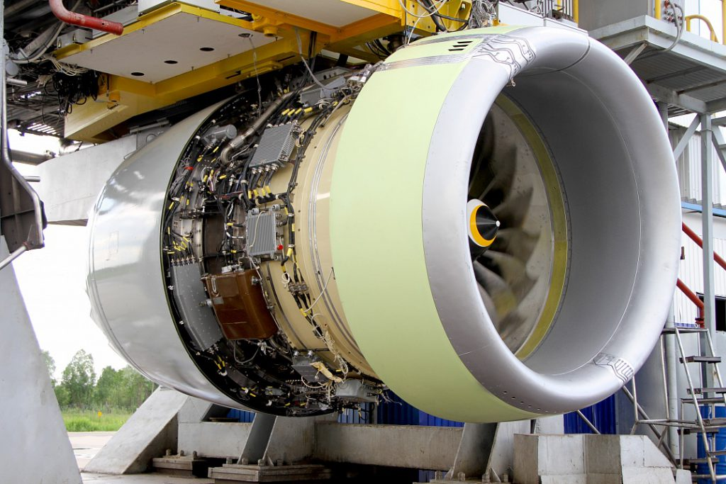 PD-14 engine for mc-21
