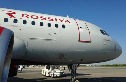 Rossiya expects to have its entire fleet repainted into new corporate style by 2017